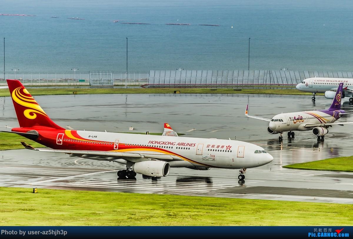 Re:[原创]飞机几片 AIRBUS A330-200 B-LHA 香港国际机场