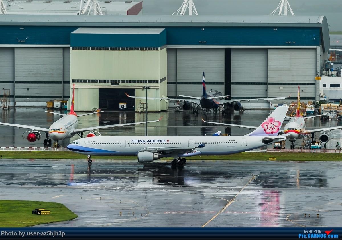 Re:[原创]飞机几片 AIRBUS A330-300 B-18308 香港国际机场