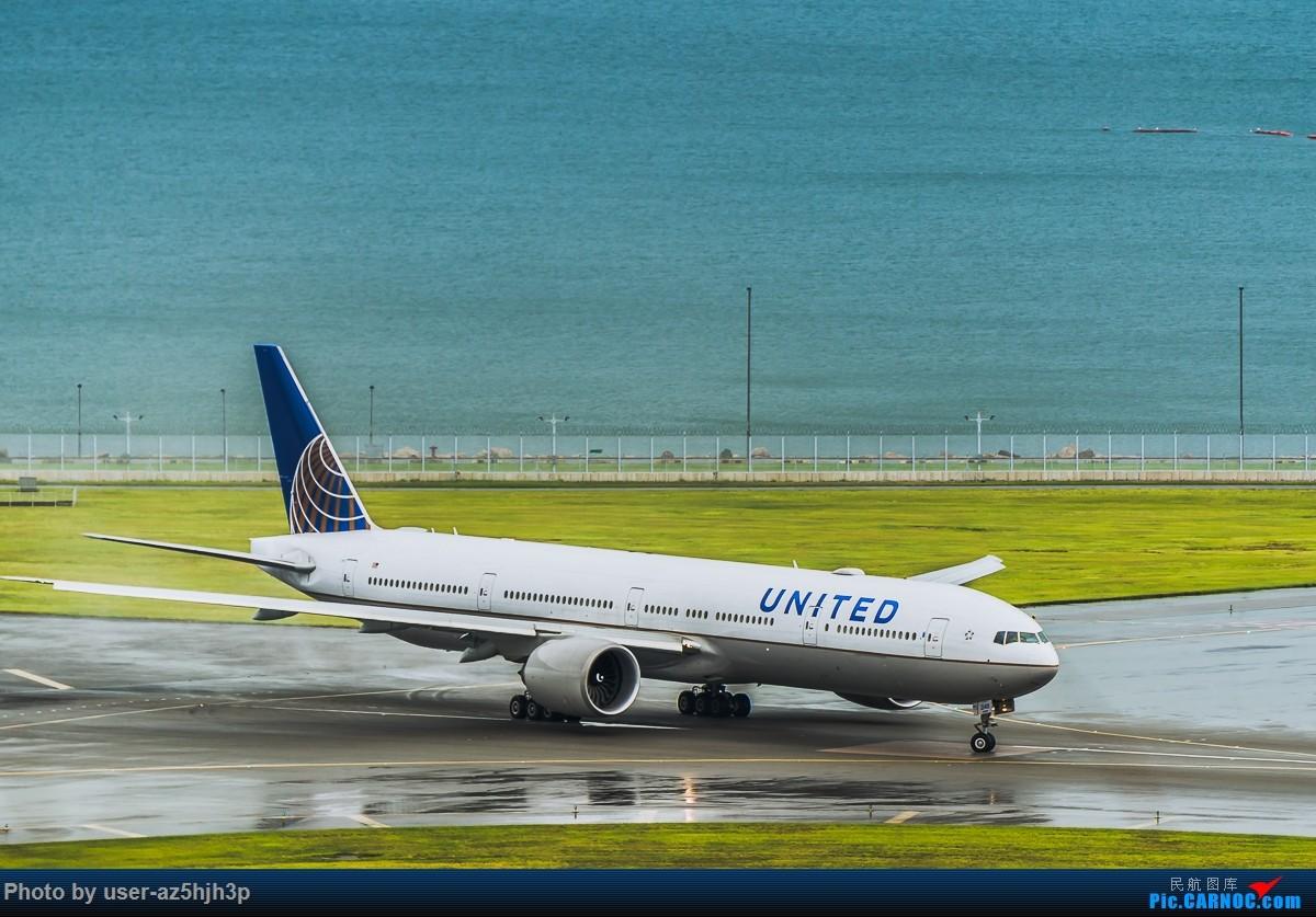 Re:[原创]飞机几片 BOEING 777-300  香港国际机场