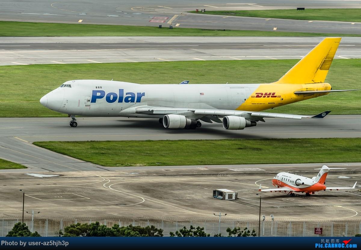 Re:[原创]飞机几片 BOEING 747-400 N452PA 香港国际机场