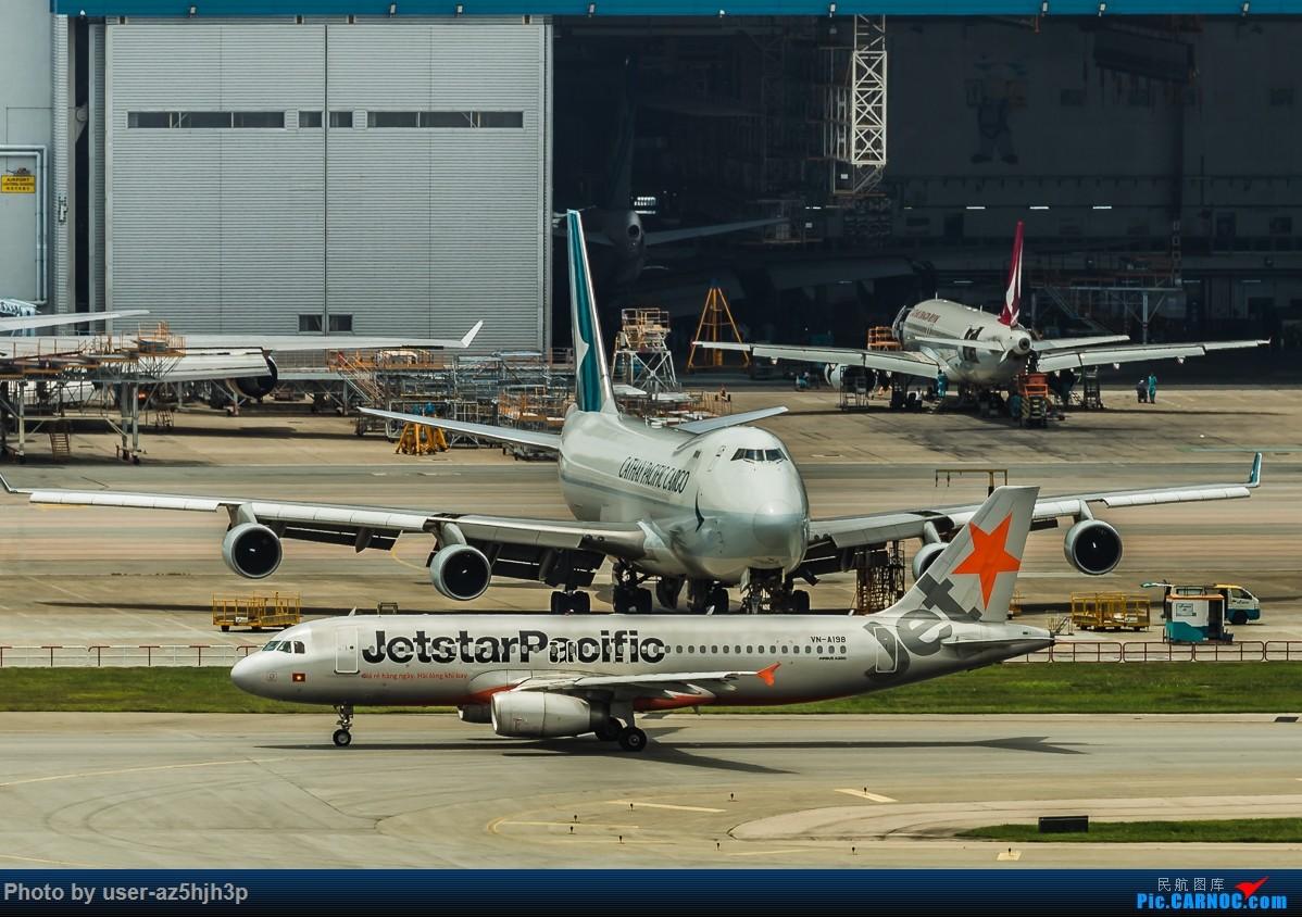 Re:[原创]飞机几片 AIRBUS A320-200 VN-A198 香港国际机场