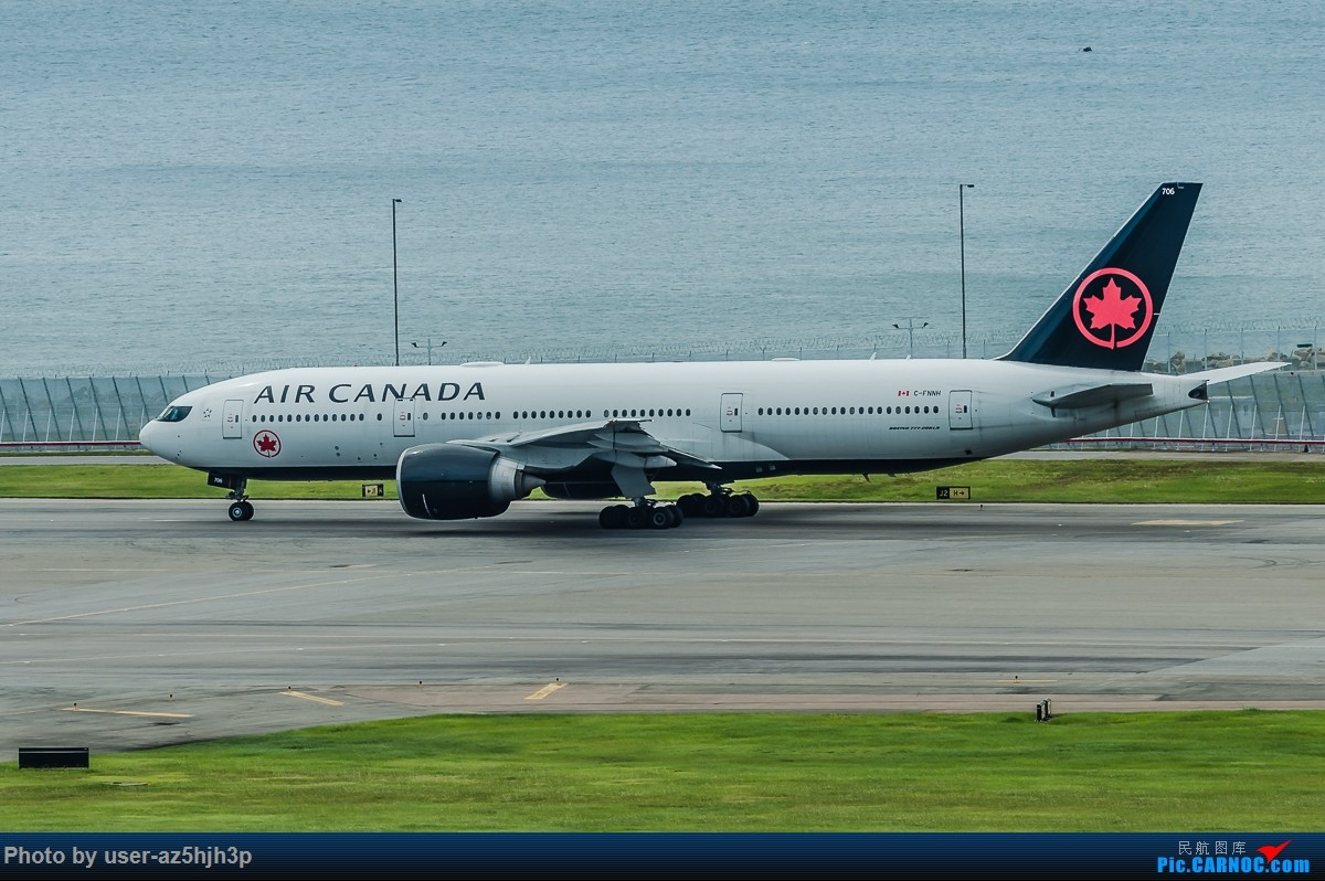 Re:[原创]飞机几片 B777-200LR C-FNNH 香港国际机场