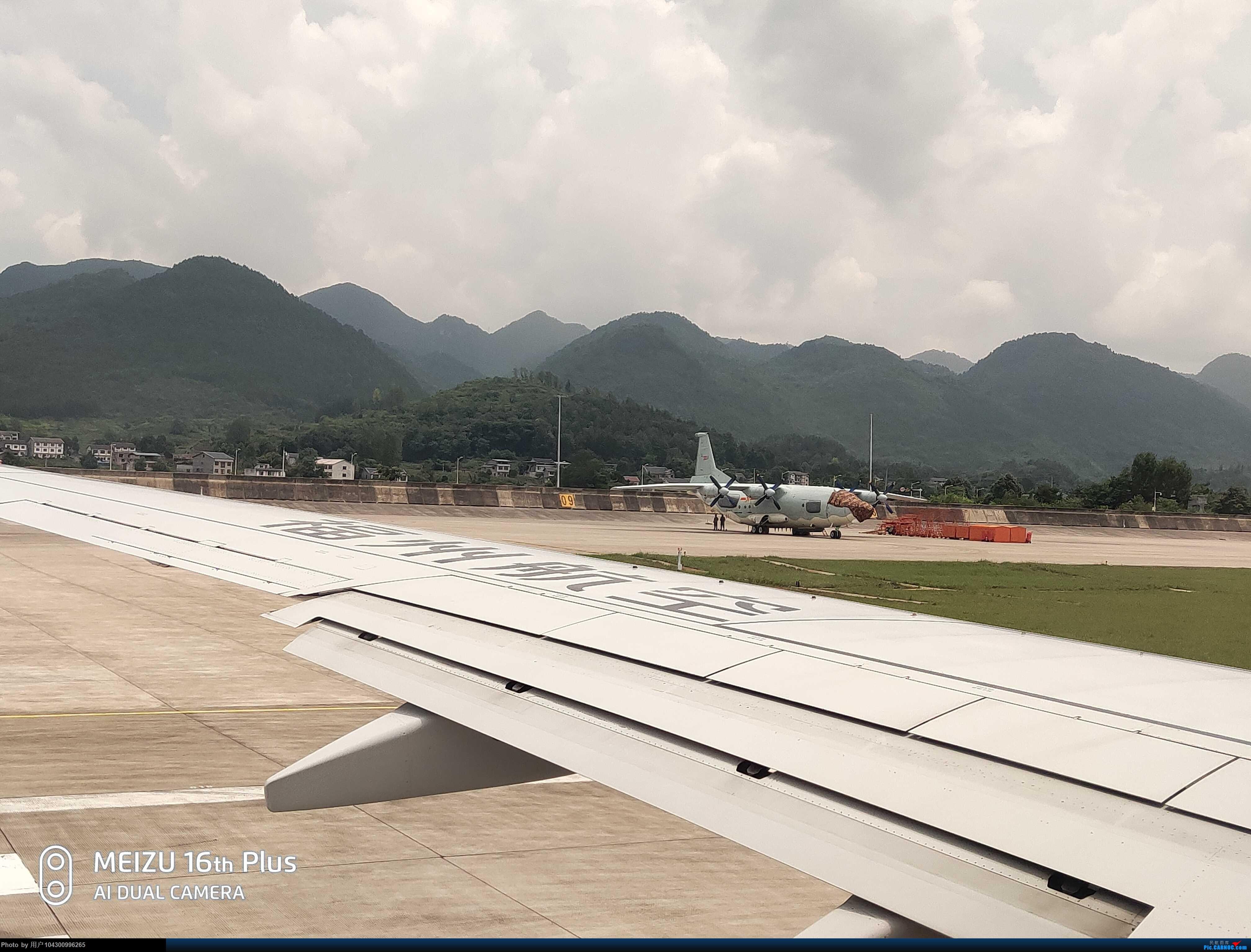 Re:DM游记之FU遵义--桂林 BOEING 737-800 B-5182 中国遵义新舟机场