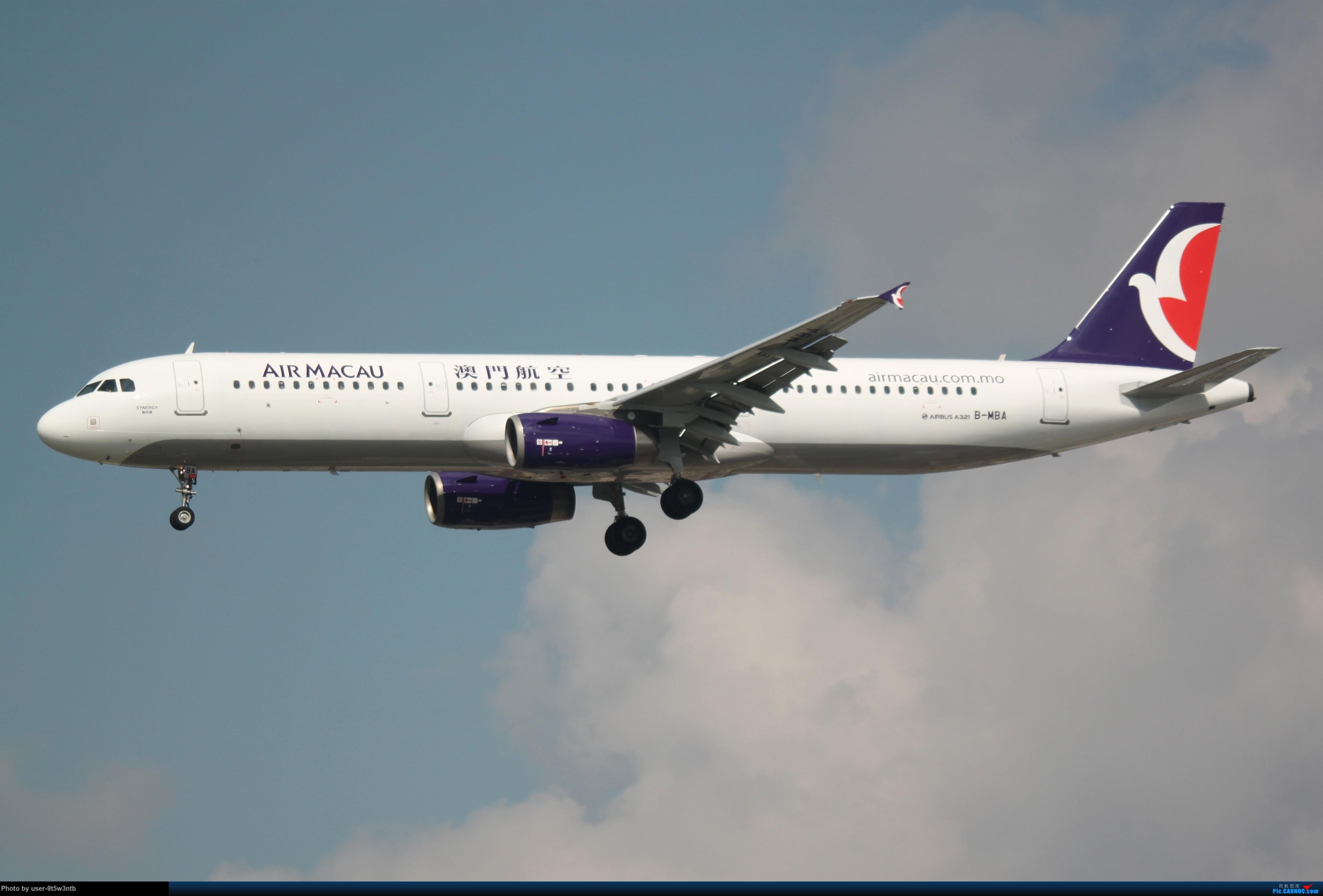 Re:[原创]虹桥机场炎热的早晨 AIRBUS A321-200 B-MBA 中国上海虹桥国际机场