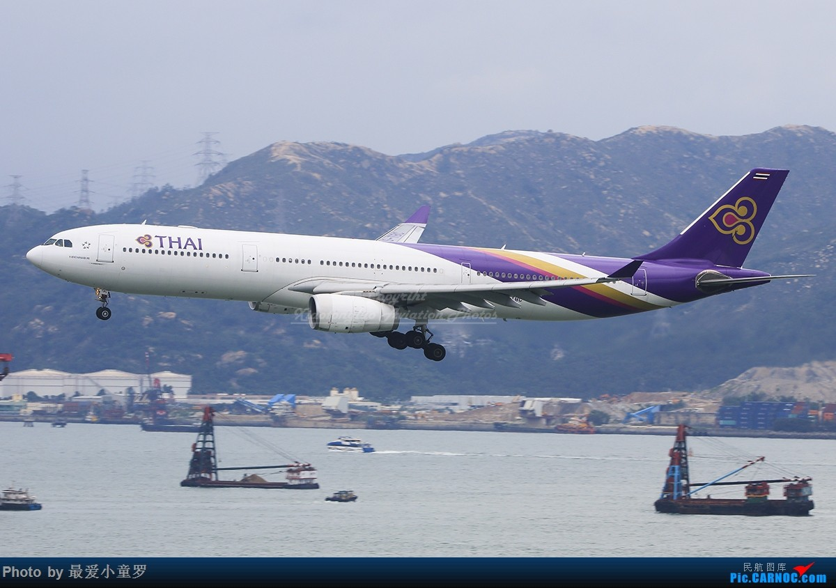 Re:[原创]冒泡党——风 雨 香港 路 AIRBUS A330-300 HS-TBC 中国香港国际机场