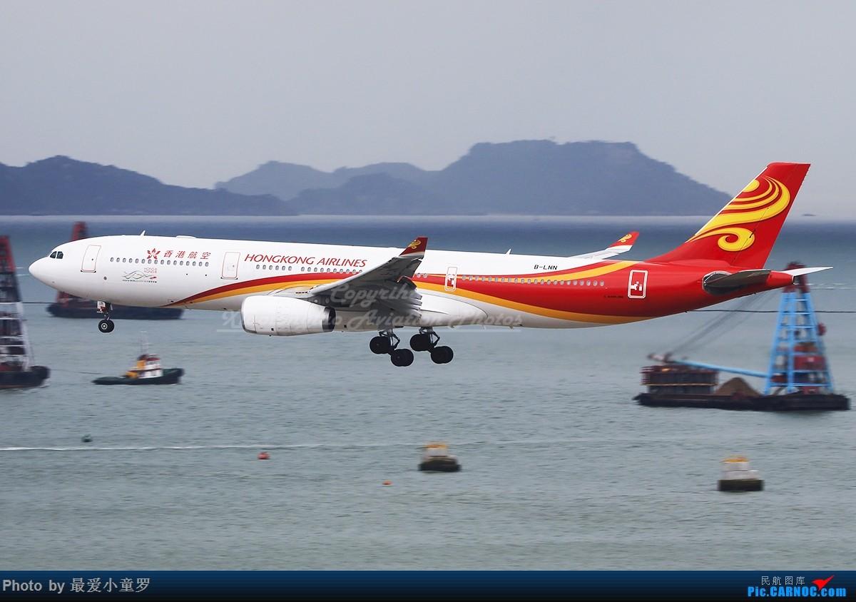 Re:[原创]冒泡党——风 雨 香港 路 AIRBUS A330-300 B-LNN 中国香港国际机场