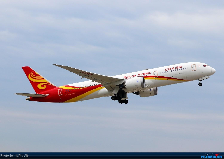 Re:[原创]CKG拍机(2019暑期3跑拍机图集) BOEING 787-9 B-1133 重庆江北国际机场