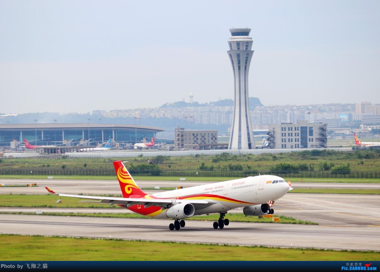 Re:[原创]CKG拍机(2019暑期3跑拍机图集) AIRBUS A330-300  重庆江北国际机场