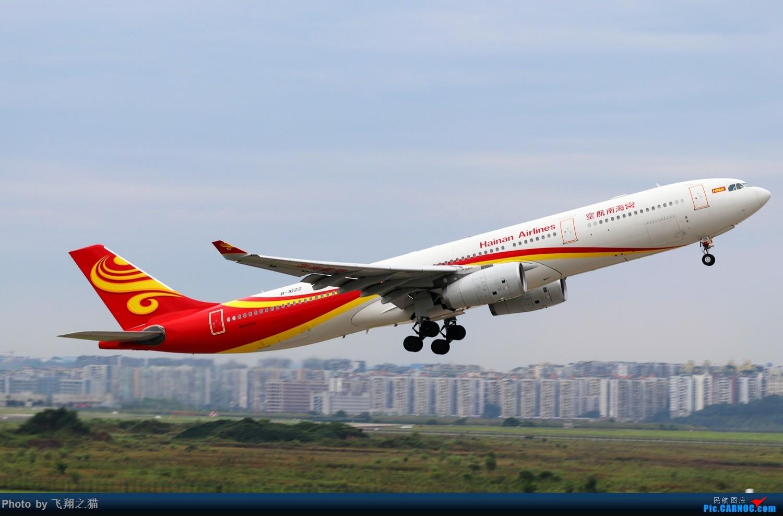 Re:[原创]CKG拍机(2019暑期3跑拍机图集) AIRBUS A330-300 B-1022 重庆江北国际机场