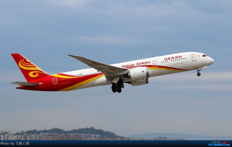 Re:[原创]CKG拍机(2019暑期3跑拍机图集) BOEING 787-9 B-206R 重庆江北国际机场