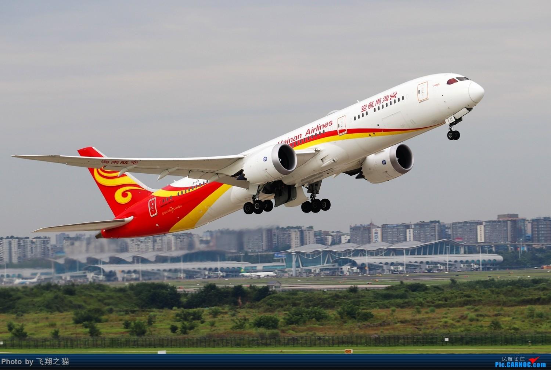 Re:[原创]CKG拍机(2019暑期3跑拍机图集) BOEING 787-9 B-1119 重庆江北国际机场