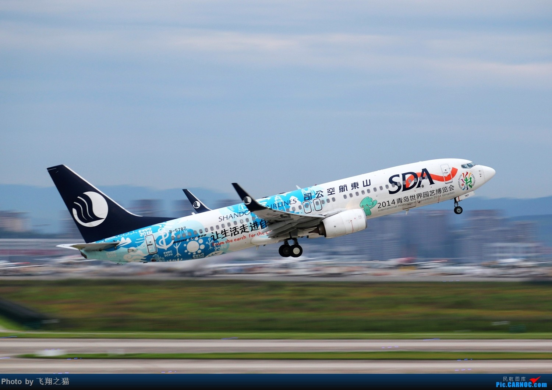 Re:[原创]CKG拍机(2019暑期3跑拍机图集) BOEING 737-800 B-5787 重庆江北国际机场