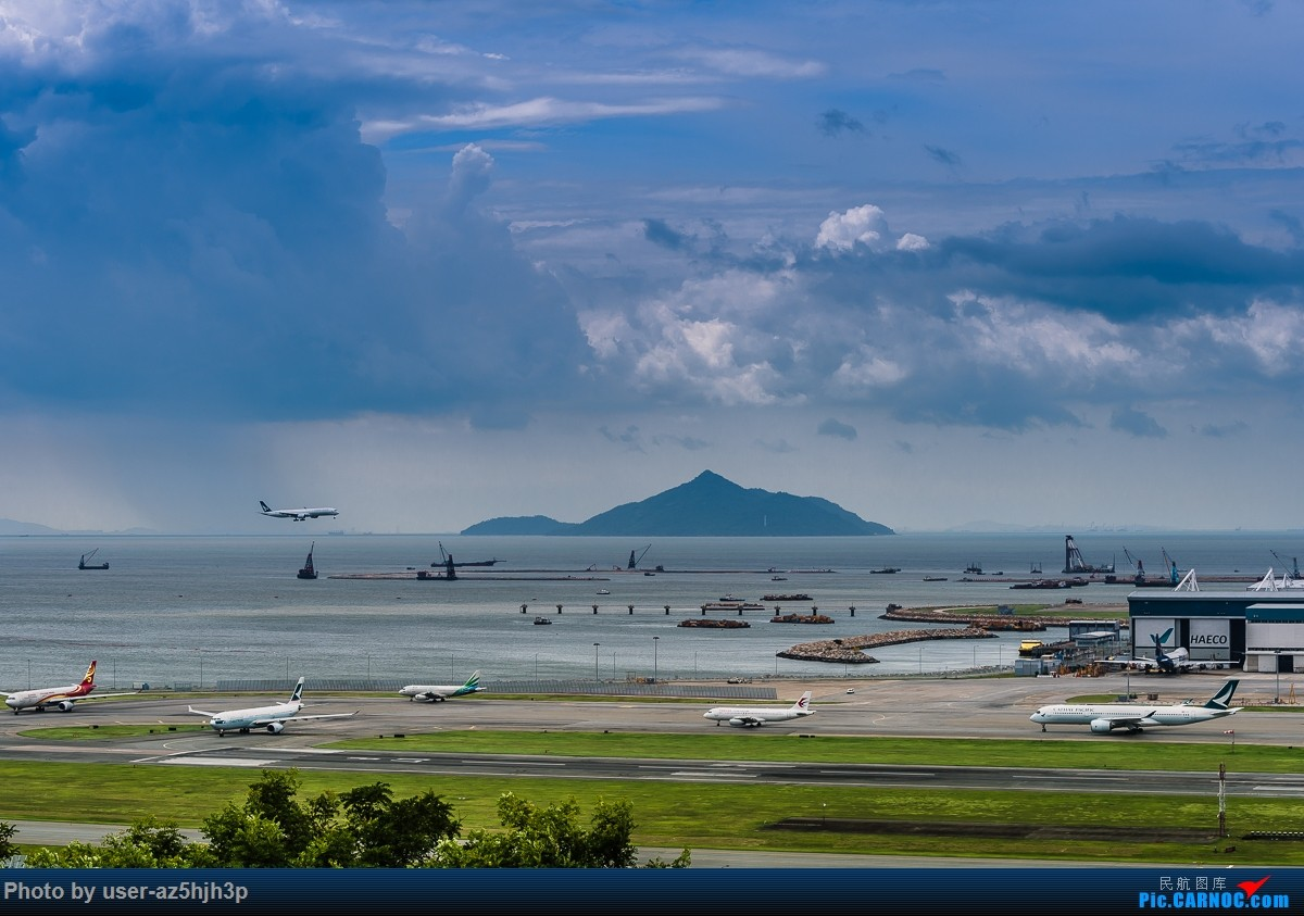 [原创]走起  沙螺湾    中国香港国际机场
