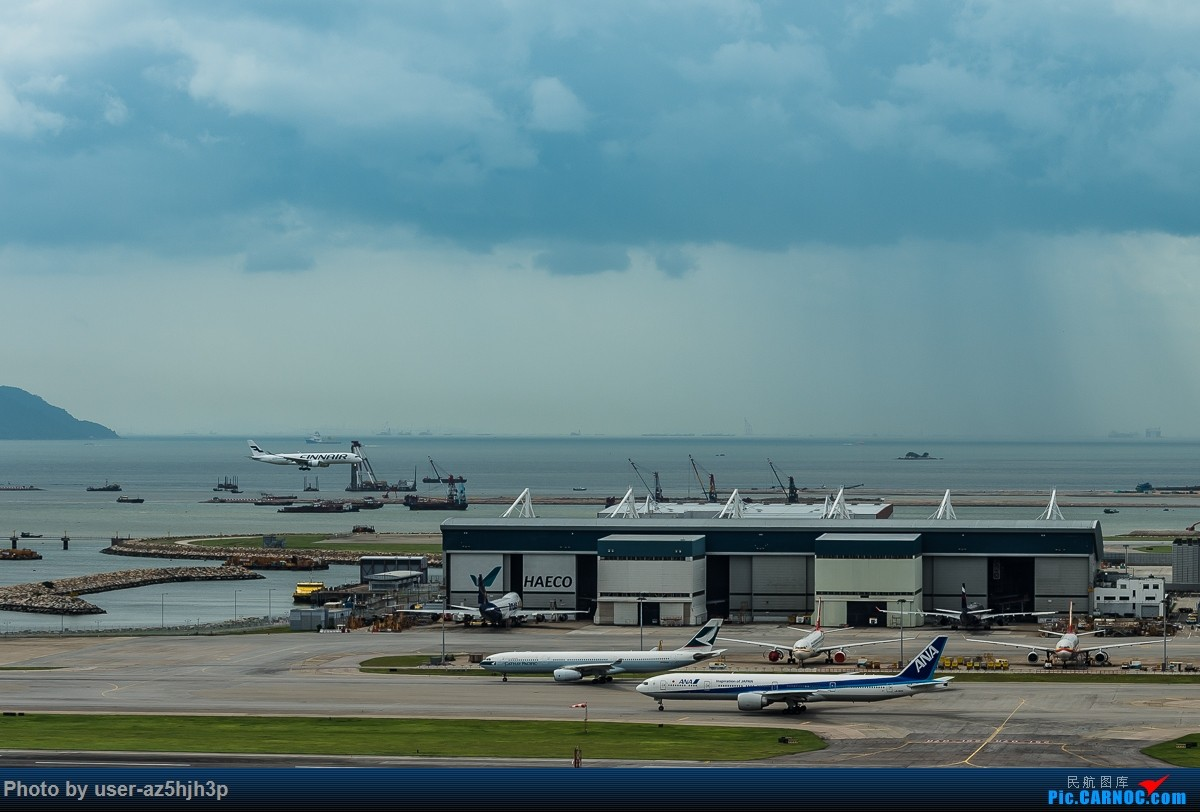 Re:走起  沙螺湾    中国香港国际机场