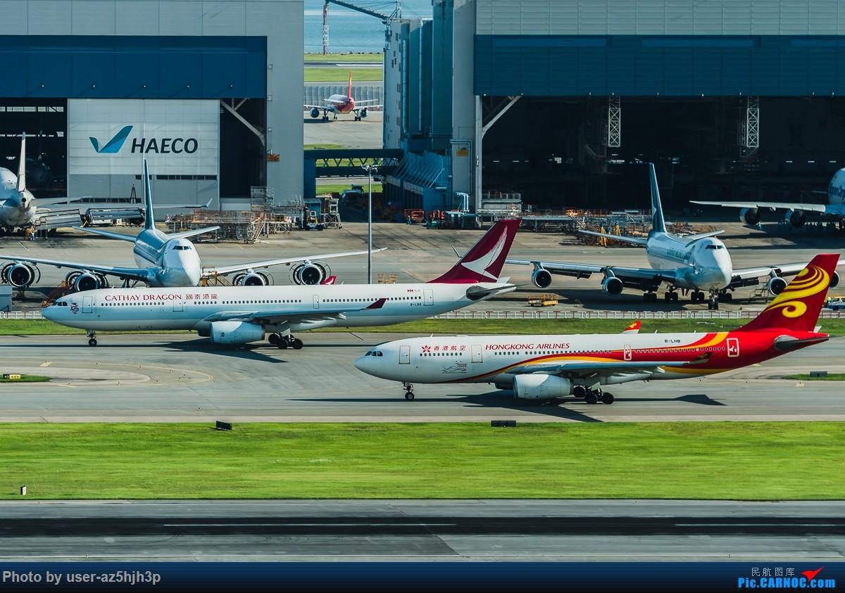 Re:[原创]走起  沙螺湾 AIRBUS A330-200 B-LHB 香港国际机场