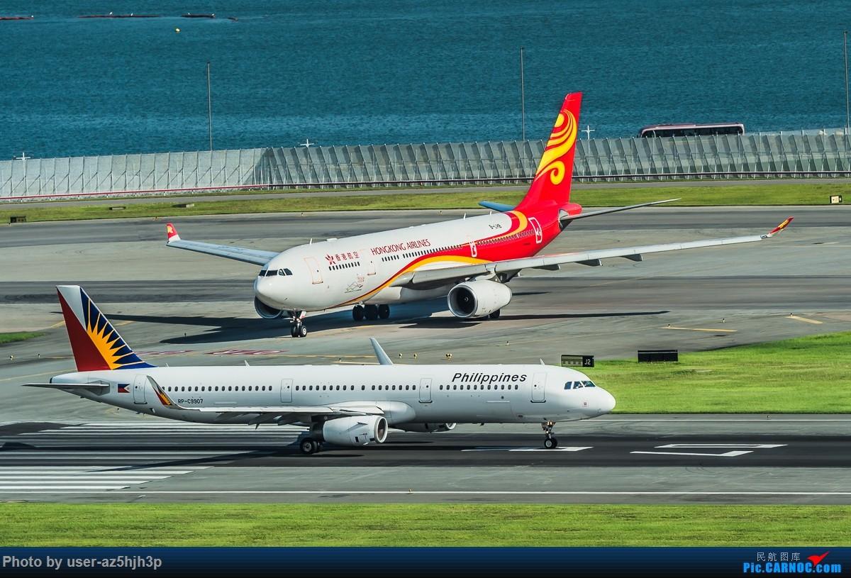 Re:[原创]走起  沙螺湾 AIRBUS A321 RP-C9907 香港国际机场