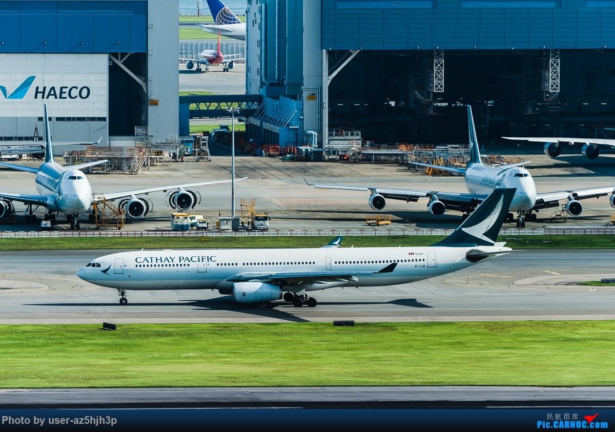 Re:[原创]走起  沙螺湾 AIRBUS A330-300 B-LAM 香港国际机场