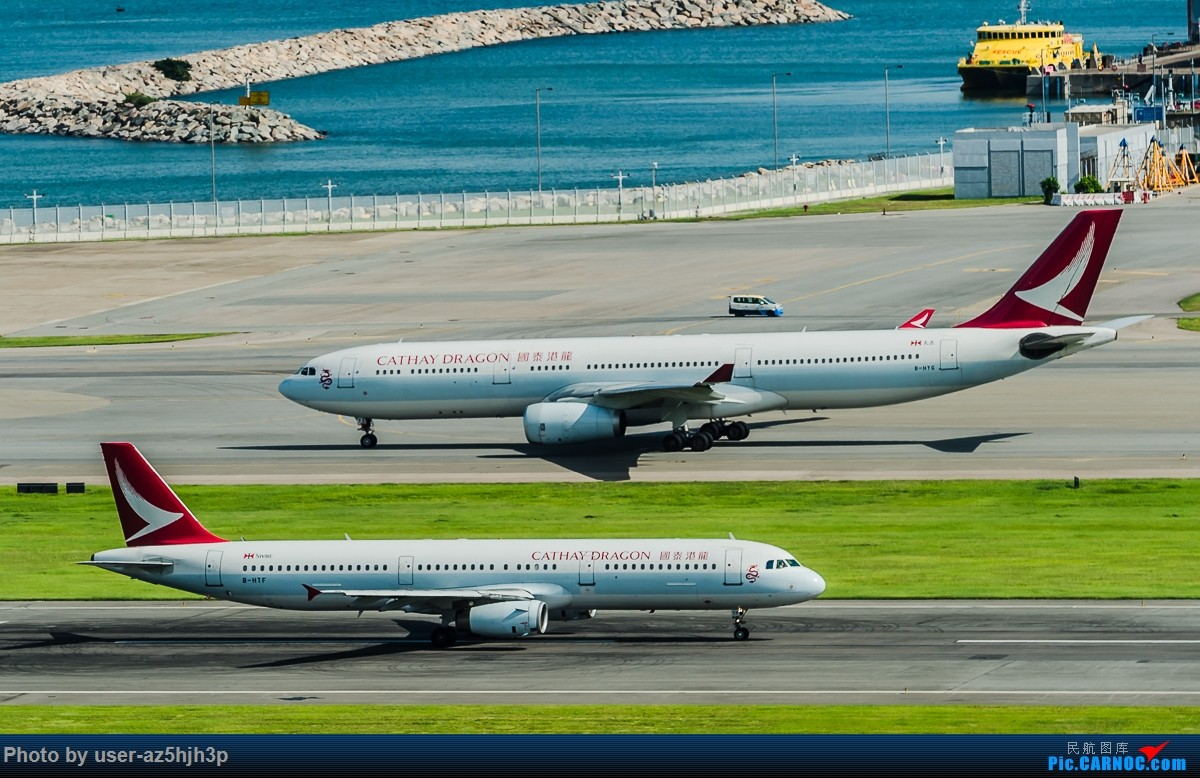 Re:[原创]走起  沙螺湾 AIRBUS A321-200 B-HTF 香港国际机场