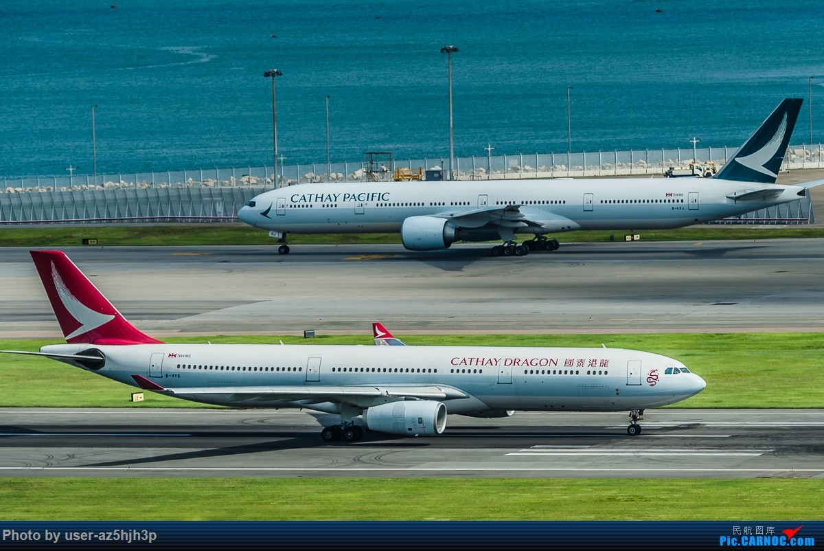 Re:[原创]走起  沙螺湾 AIRBUS A330-300 B-HYG 香港国际机场
