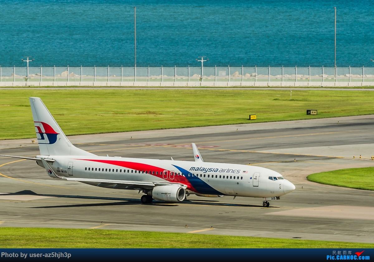 Re:[原创]走起  沙螺湾 BOEING 737 9M-MXB 香港国际机场