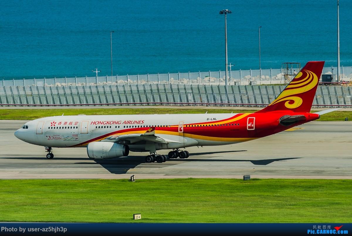 Re:[原创]走起  沙螺湾 AIRBUS A330-200 B-LNL 香港国际机场