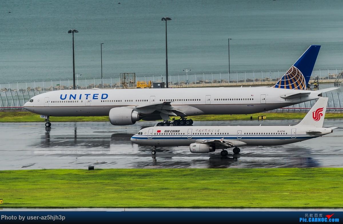 Re:[原创]走起  沙螺湾 AIRBUS A321-200 B-6741 香港国际机场