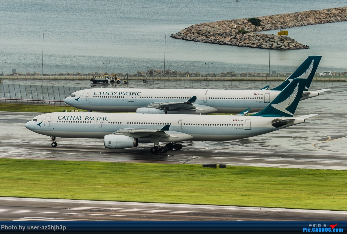 Re:[原创]走起  沙螺湾 AIRBUS A330-300 B-HLP 香港国际机场