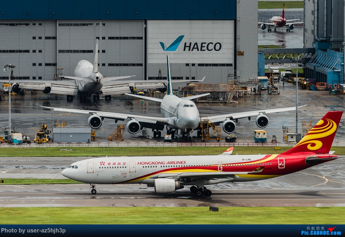 Re:[原创]走起  沙螺湾 AIRBUS A330-200 B-LNE 香港国际机场