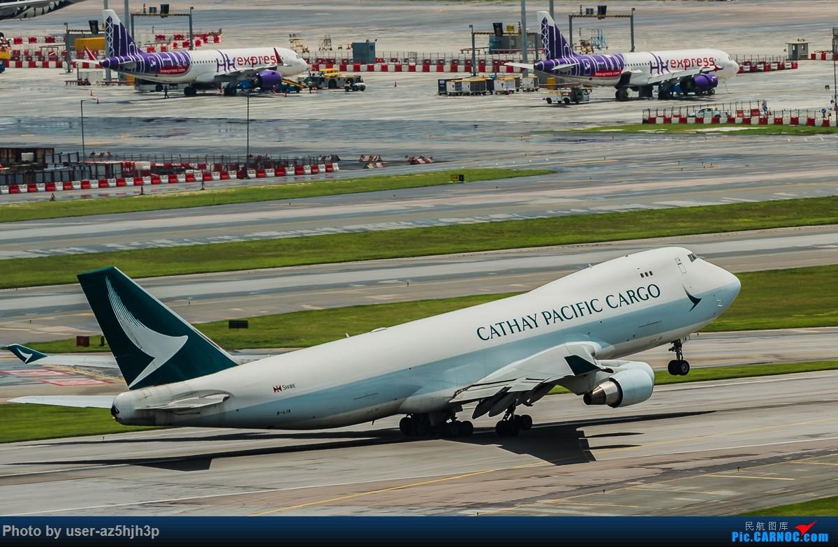 Re:[原创]走起  沙螺湾 BOEING 747-400 B-LIA 香港国际机场