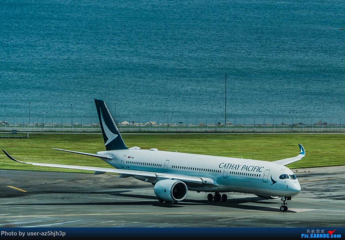 Re:[原创]走起  沙螺湾 AIRBUS A350-900 B-LRQ 香港国际机场