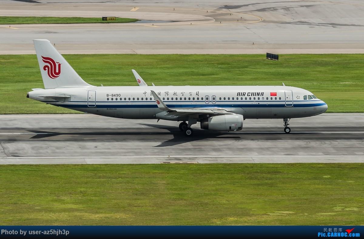 Re:[原创]走起  沙螺湾 AIRBUS A320-200 B-8490 香港国际机场