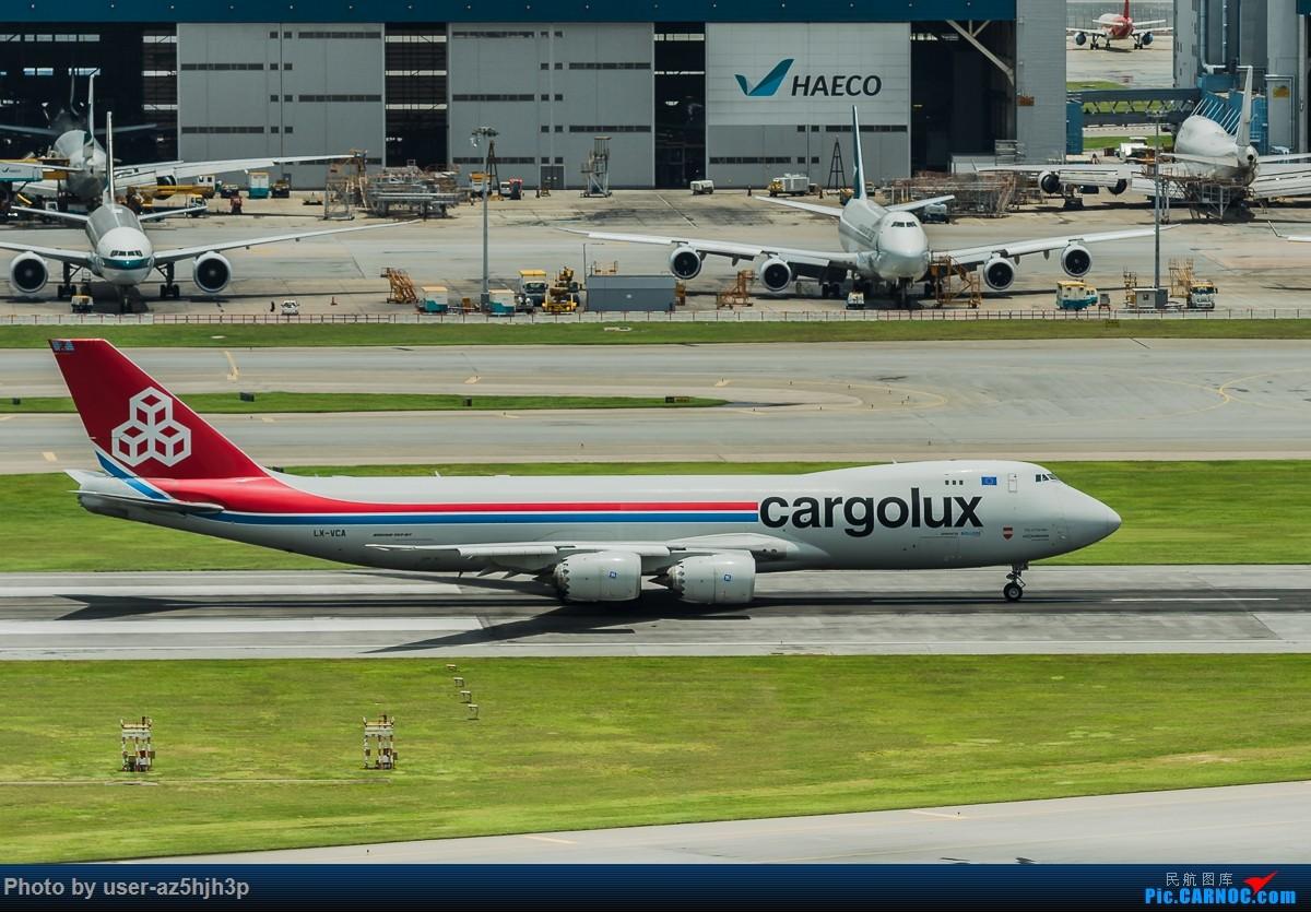 Re:[原创]走起  沙螺湾 BOEING 747-8F LX-VCK 香港国际机场