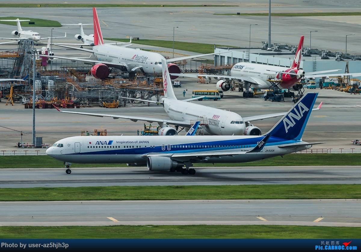 Re:[原创]走起  沙螺湾 BOEING 767-300 JA620A 香港国际机场