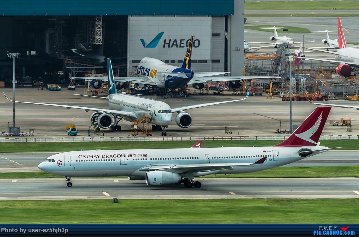 Re:[原创]走起  沙螺湾 AIRBUS A330-300 B-HLI 香港国际机场