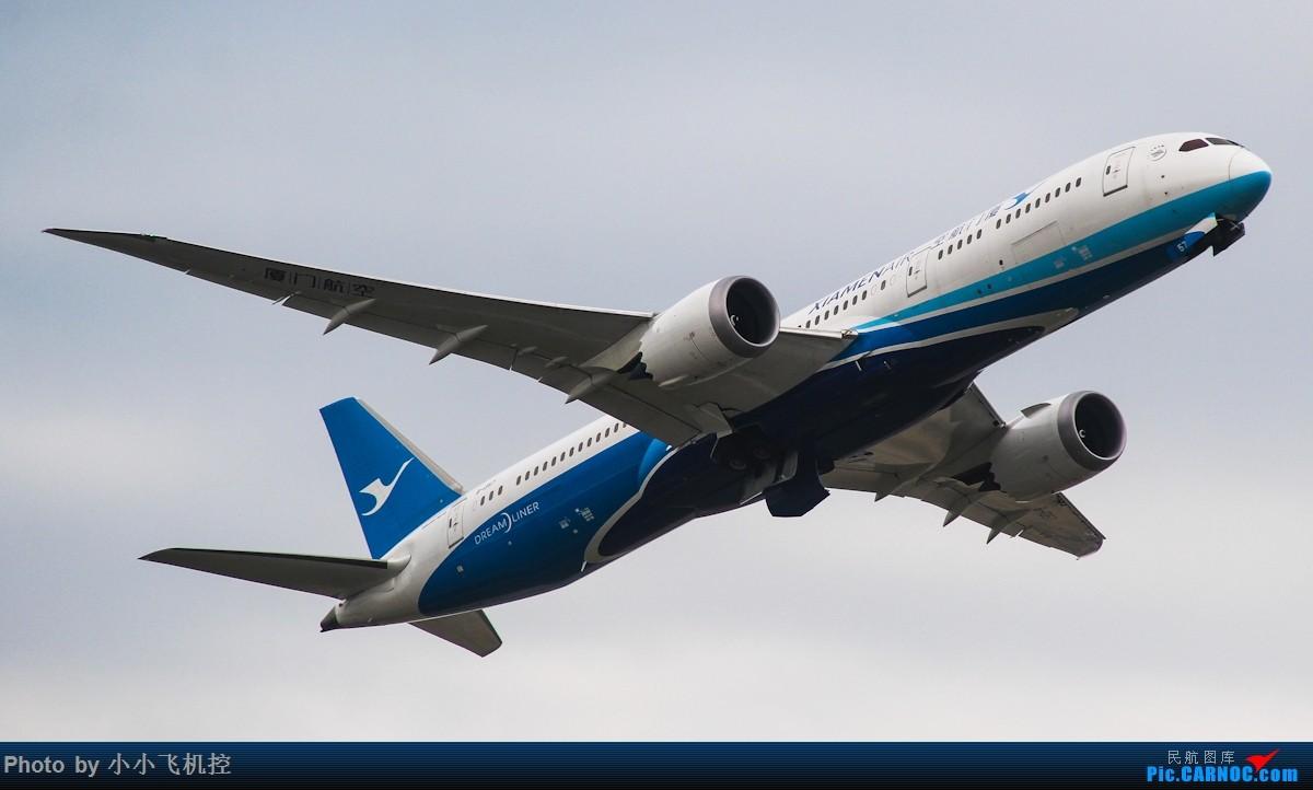 [原创]Re:[原创]杂图一组 BOEING 787-9 B-1357 中国厦门高崎国际机场