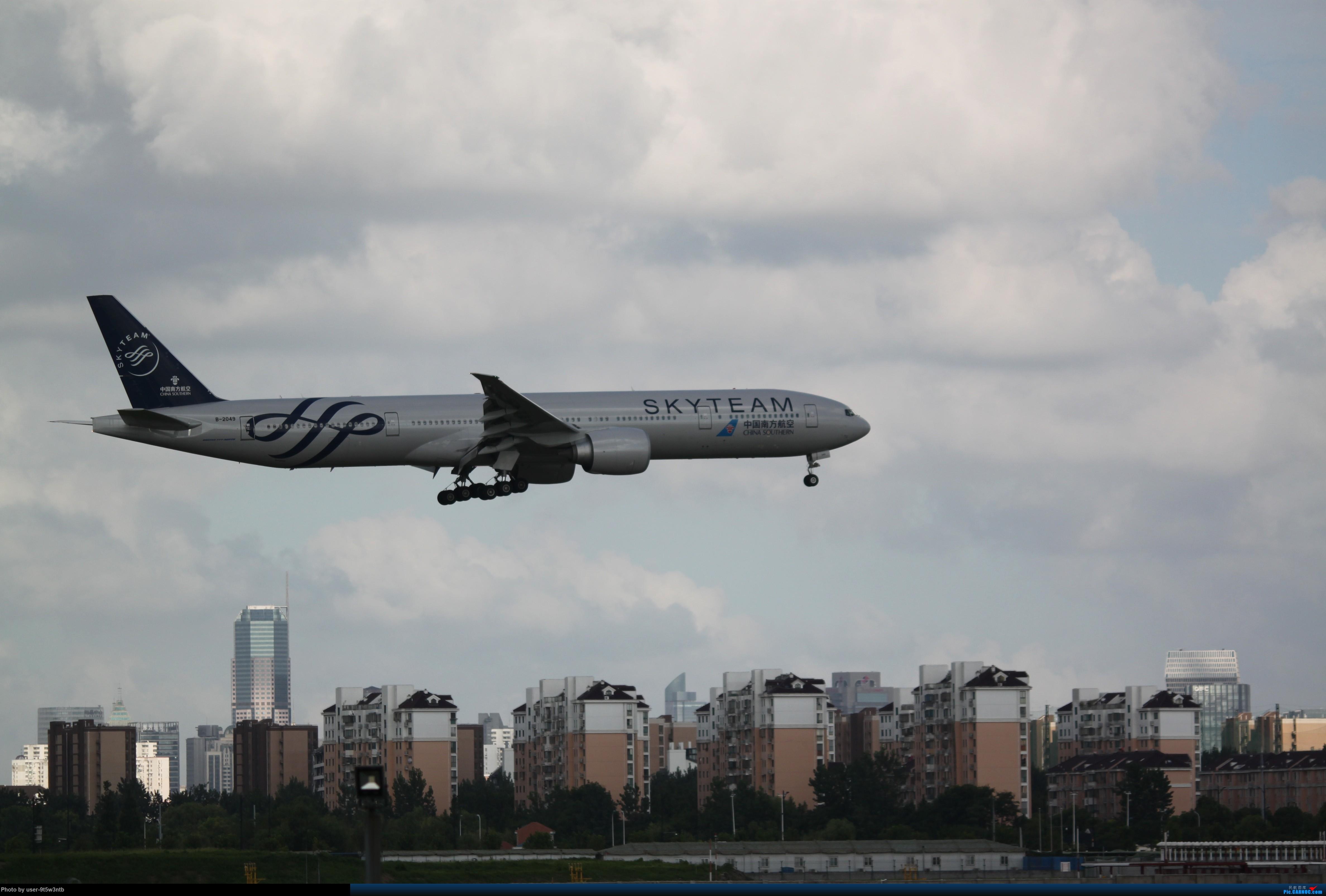 Re:[原创]来整理下最近在虹桥拍到的彩绘机吧~ BOEING 777-300ER B-2049 中国上海虹桥国际机场