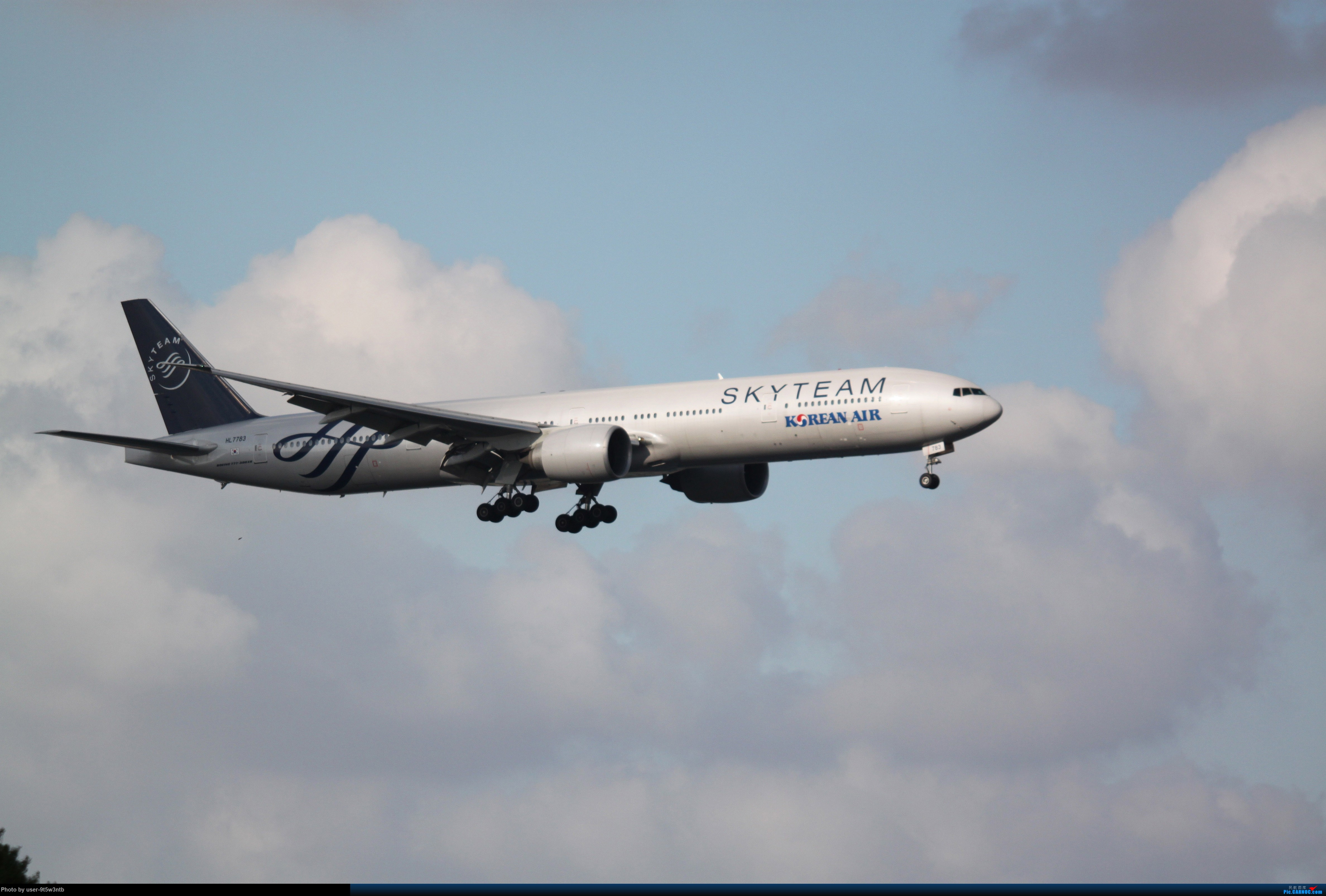Re:[原创]来整理下最近在虹桥拍到的彩绘机吧~ BOEING 777-300ER HL7783 中国上海虹桥国际机场