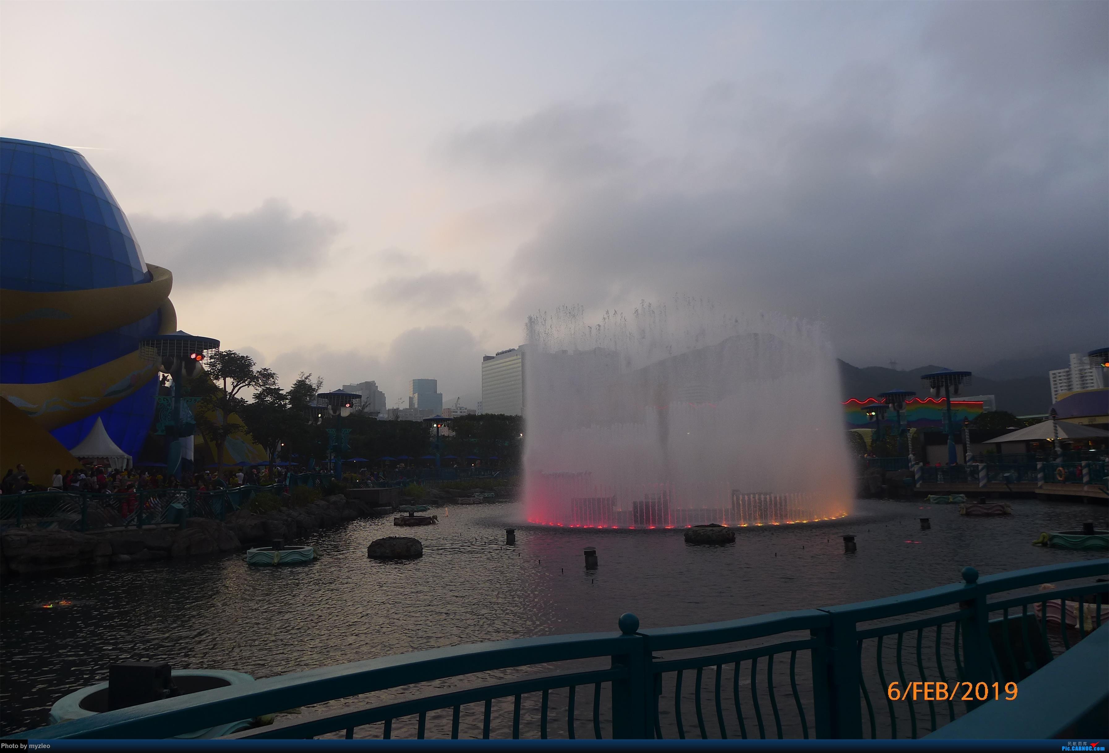 Re:[原创]【myzleo的游记4.3】十年之约(3)海洋公园故地重游,晚上再游维港