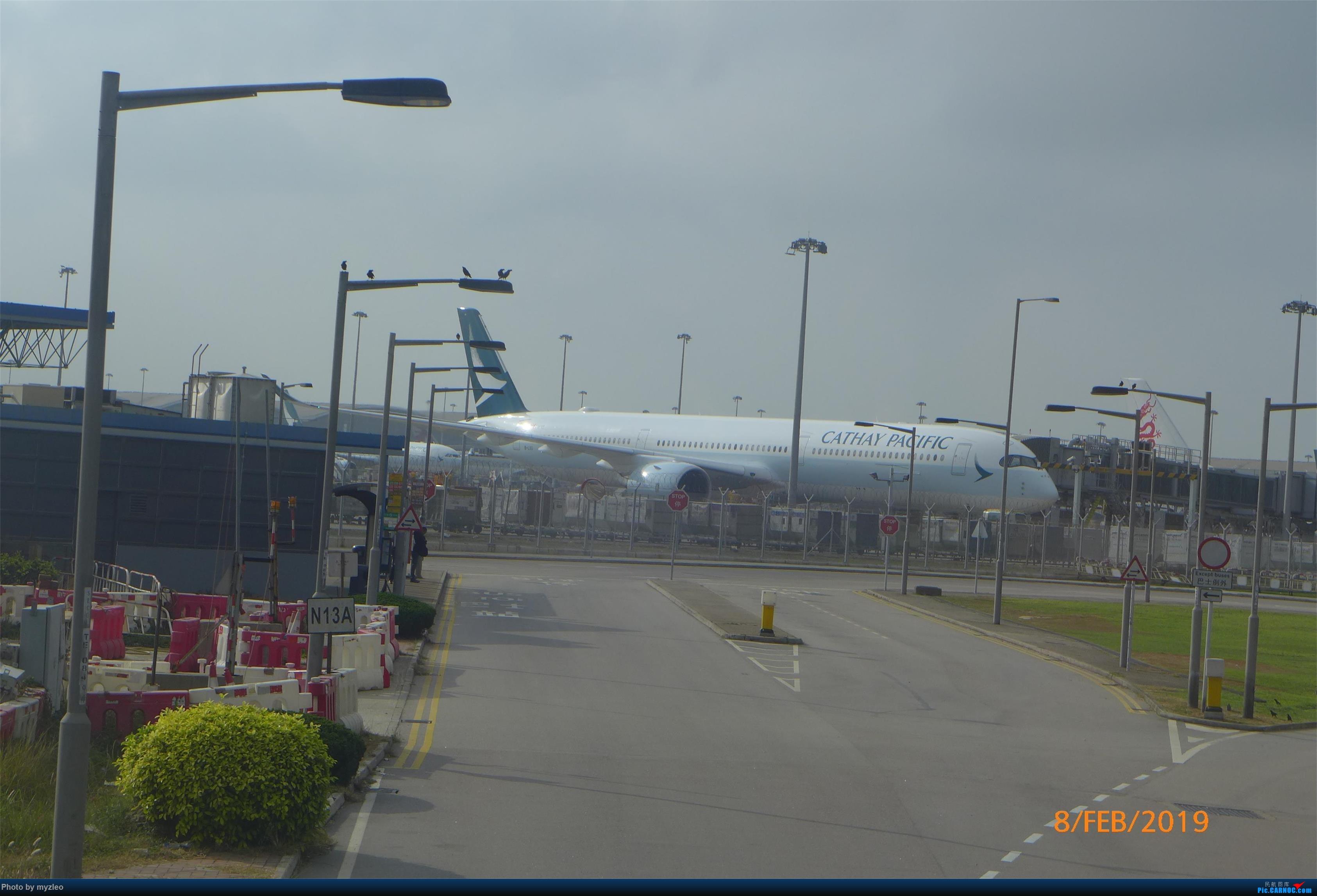 Re:[原创]【myzleo的游记4.5】十年之约(5)在香港的最后一天,搭乘港航333回沪 AIRBUS 350-1000 B-LXG 中国香港国际机场