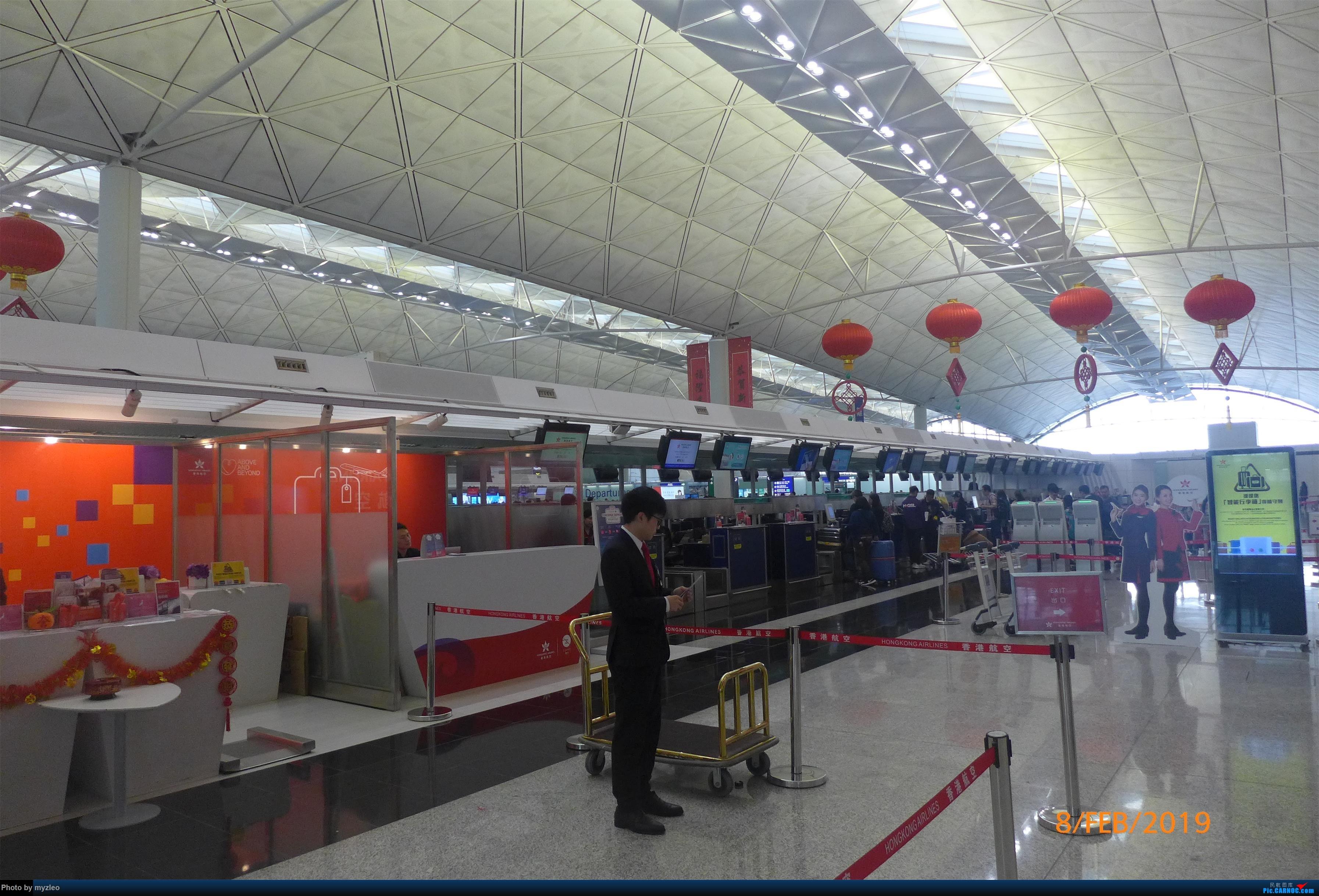 Re:[原创]【myzleo的游记4.5】十年之约(5)在香港的最后一天,搭乘港航333回沪    中国香港国际机场