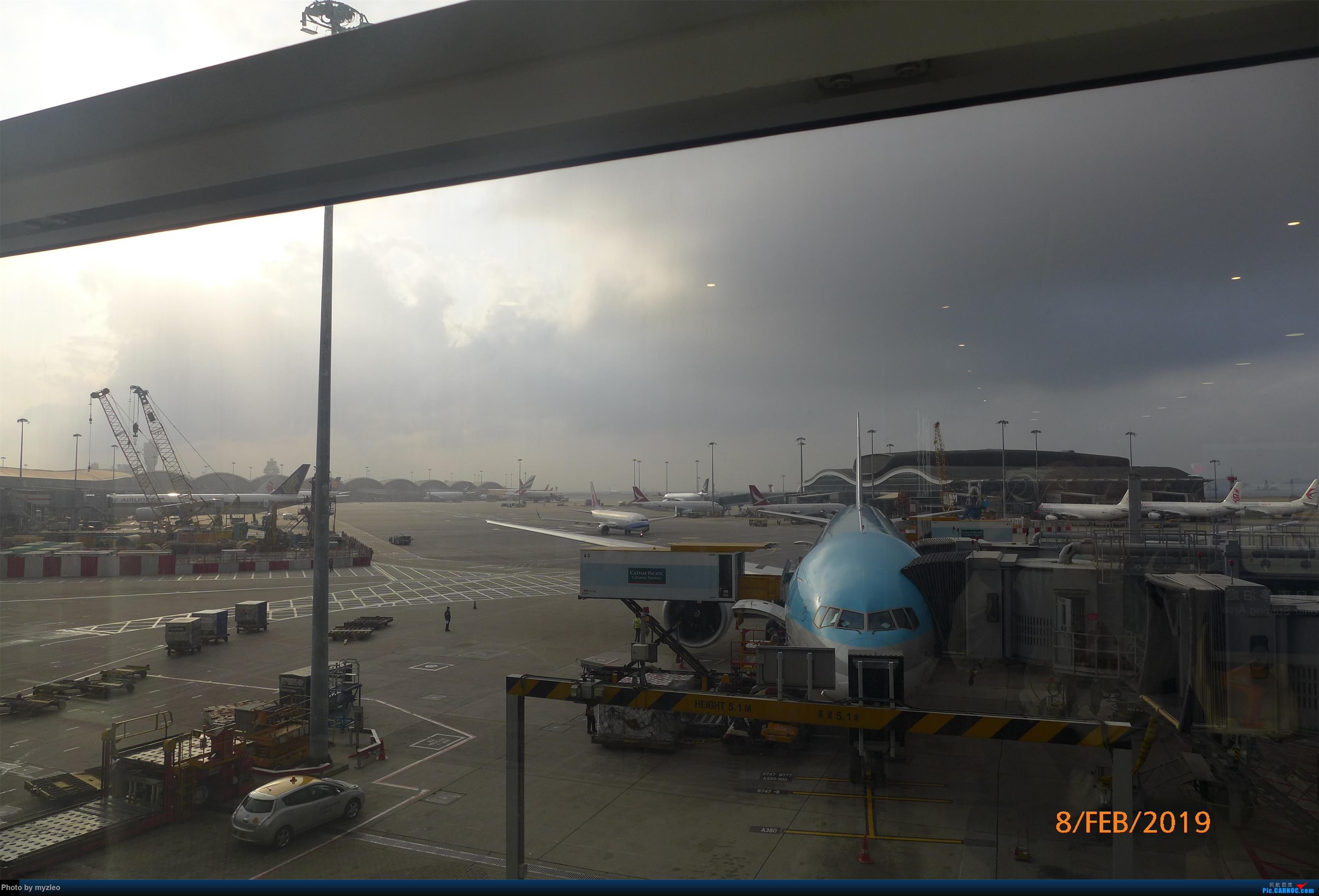 Re:【myzleo的游记4.5】十年之约(5)在香港的最后一天,搭乘港航333回沪    中国香港国际机场