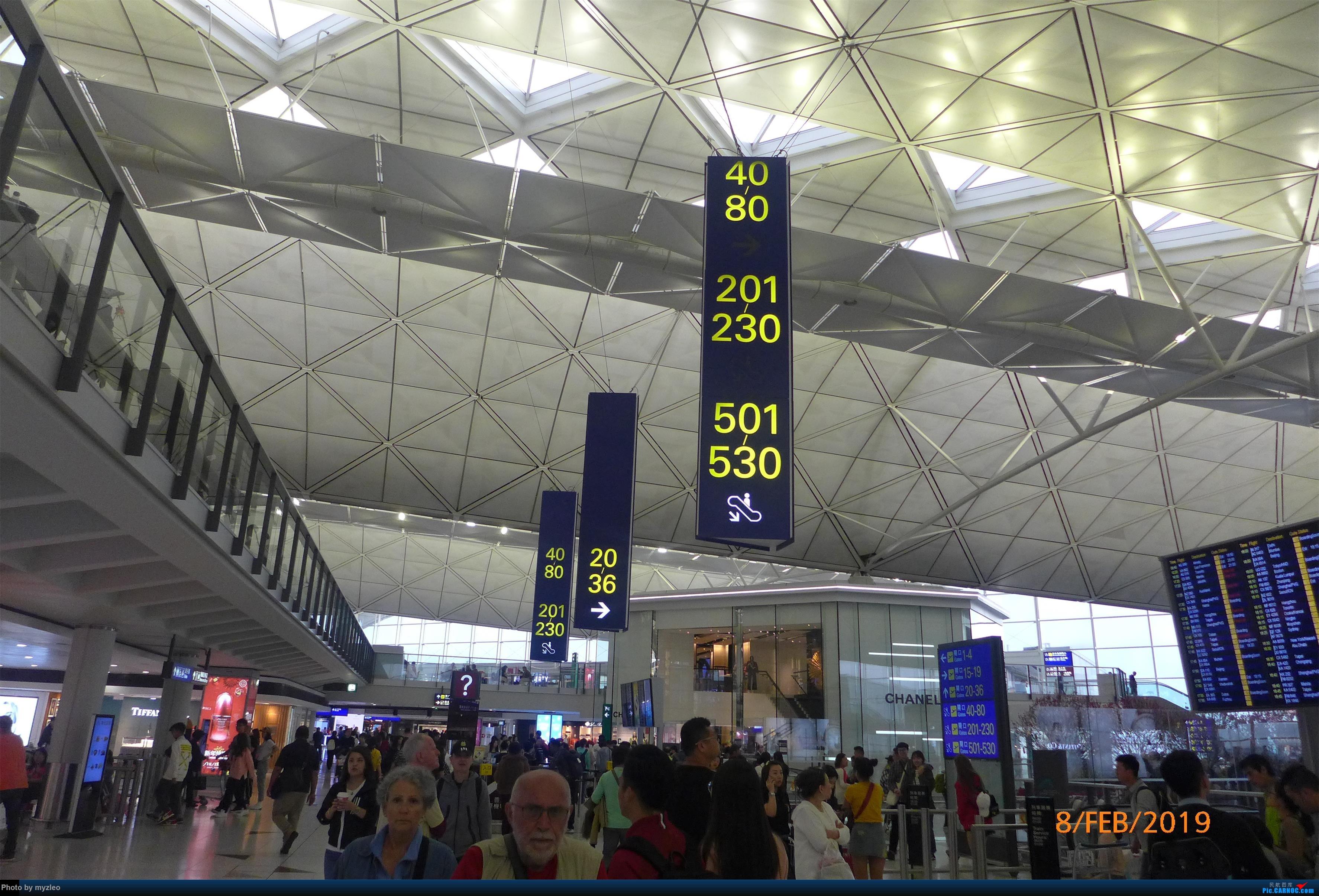 Re:[原创]【myzleo的游记4.5】十年之约(5)在香港的最后一天,搭乘港航333回沪 BOEING 777-300ER HL8042 中国香港国际机场 中国香港国际机场