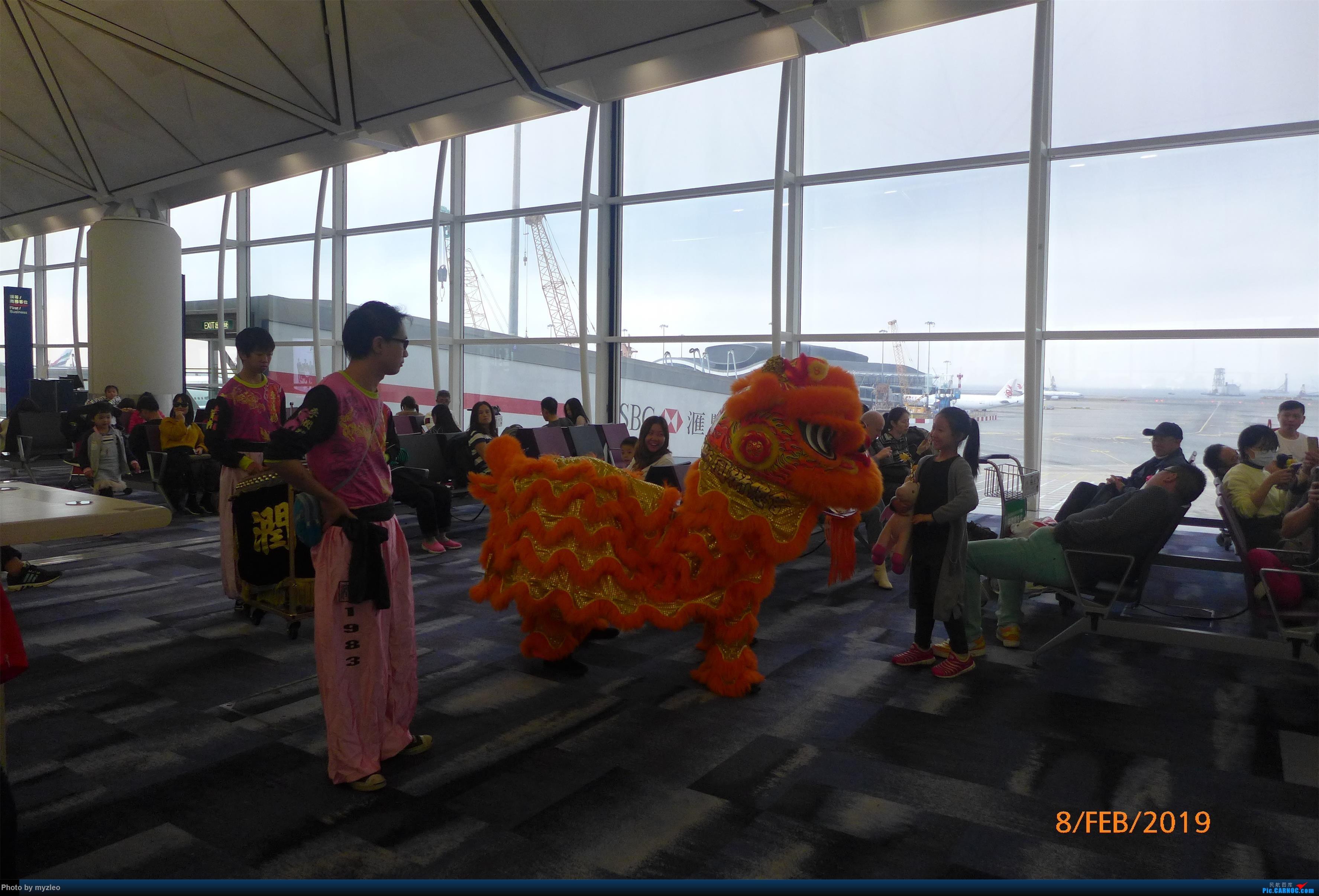 Re:[原创]【myzleo的游记4.5】十年之约(5)在香港的最后一天,搭乘港航333回沪 AIRBUS A380-800 VH-OQI 中国香港国际机场 中国香港国际机场