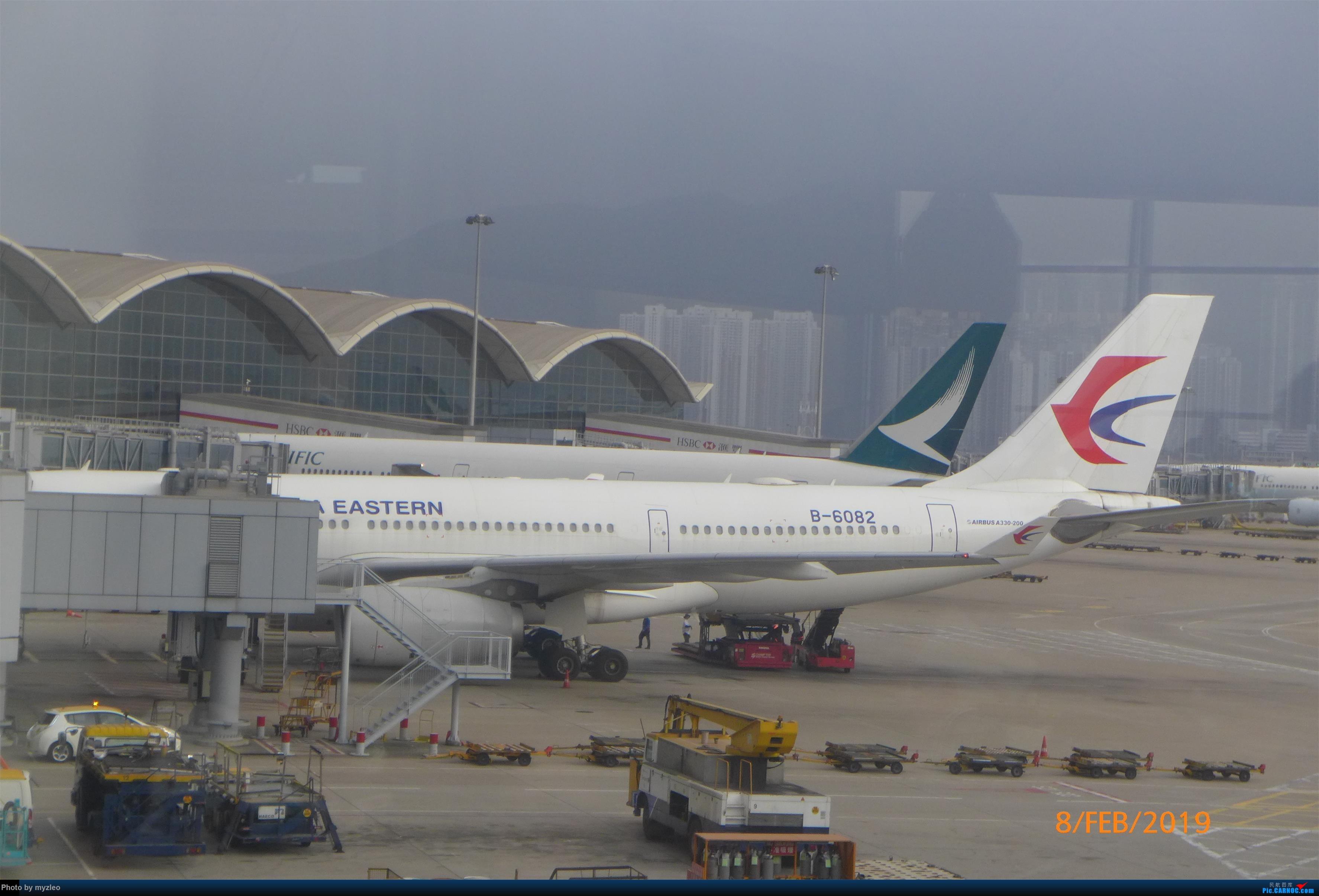 Re:[原创]【myzleo的游记4.5】十年之约(5)在香港的最后一天,搭乘港航333回沪 AIRBUS A330-200 B-6082 中国香港国际机场