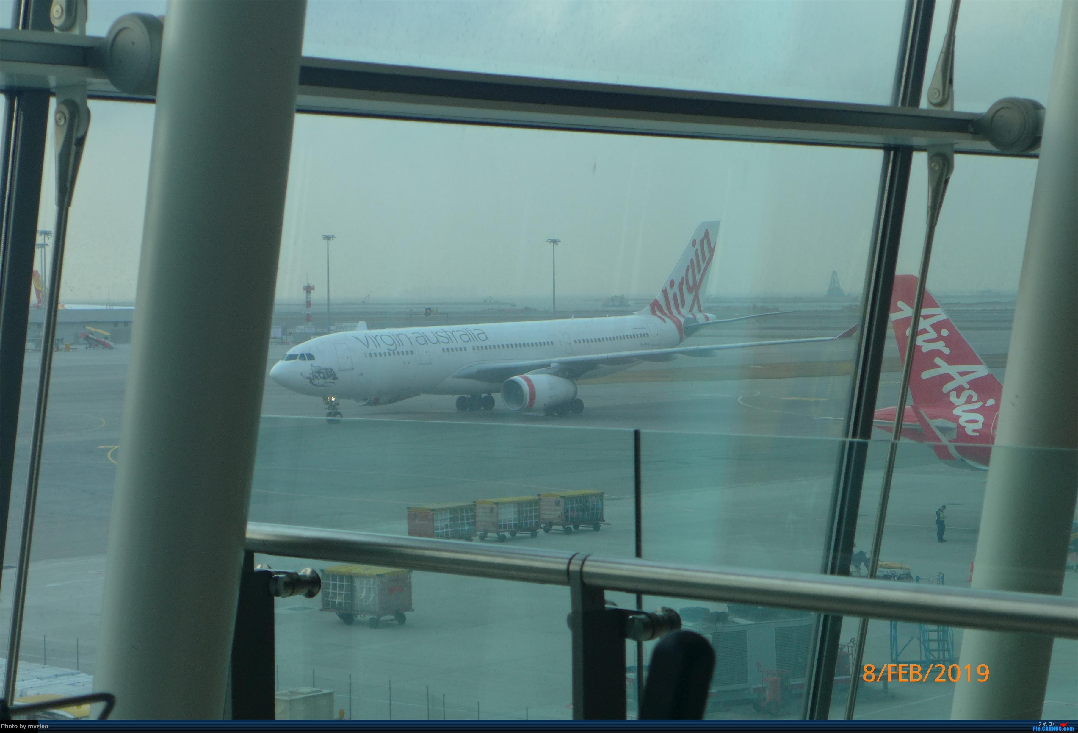 Re:[原创]【myzleo的游记4.5】十年之约(5)在香港的最后一天,搭乘港航333回沪 AIRBUS A330-200 VH-XFD 中国香港国际机场