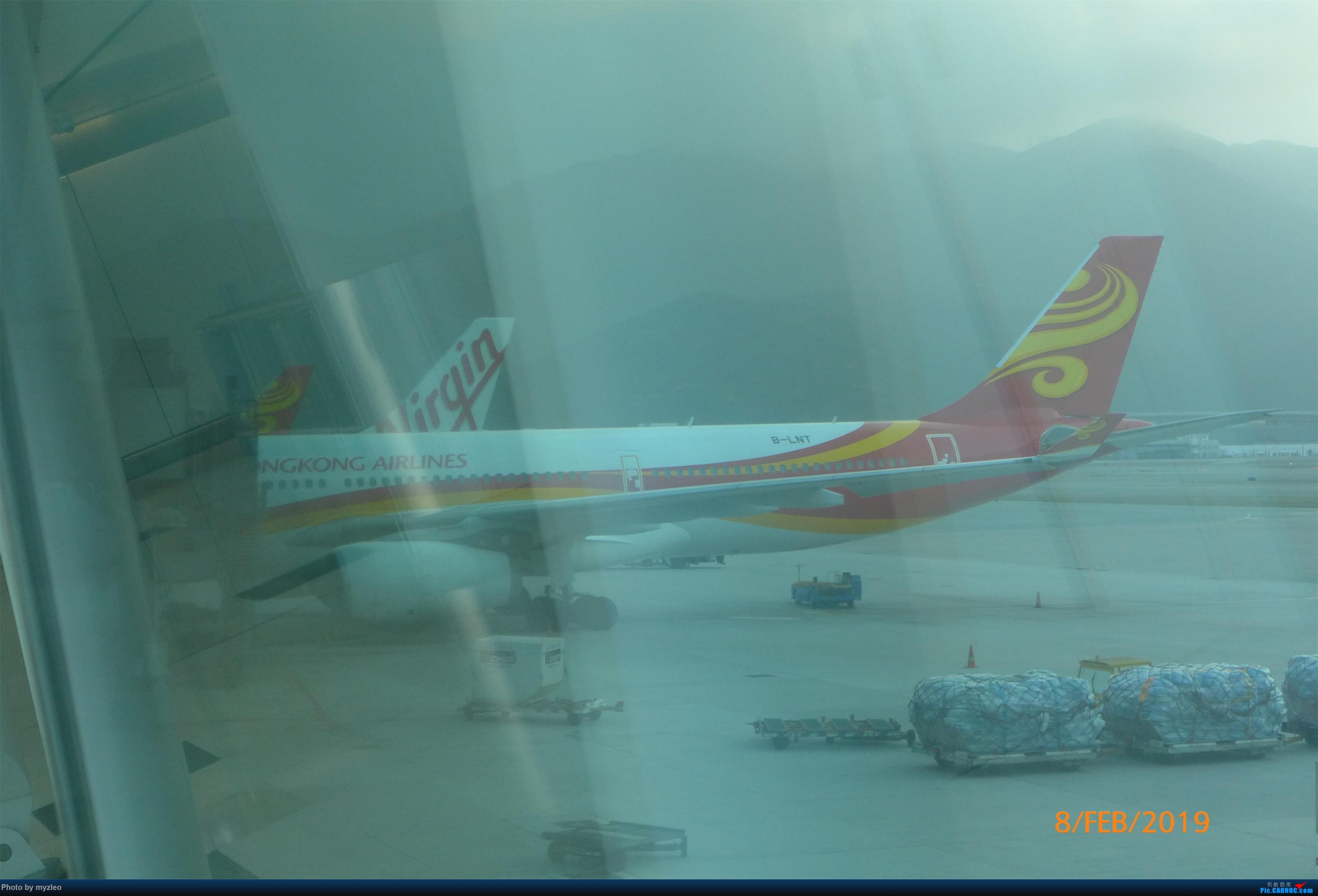 Re:[原创]【myzleo的游记4.5】十年之约(5)在香港的最后一天,搭乘港航333回沪 AIRBUS A330-300 B-LNT 中国香港国际机场
