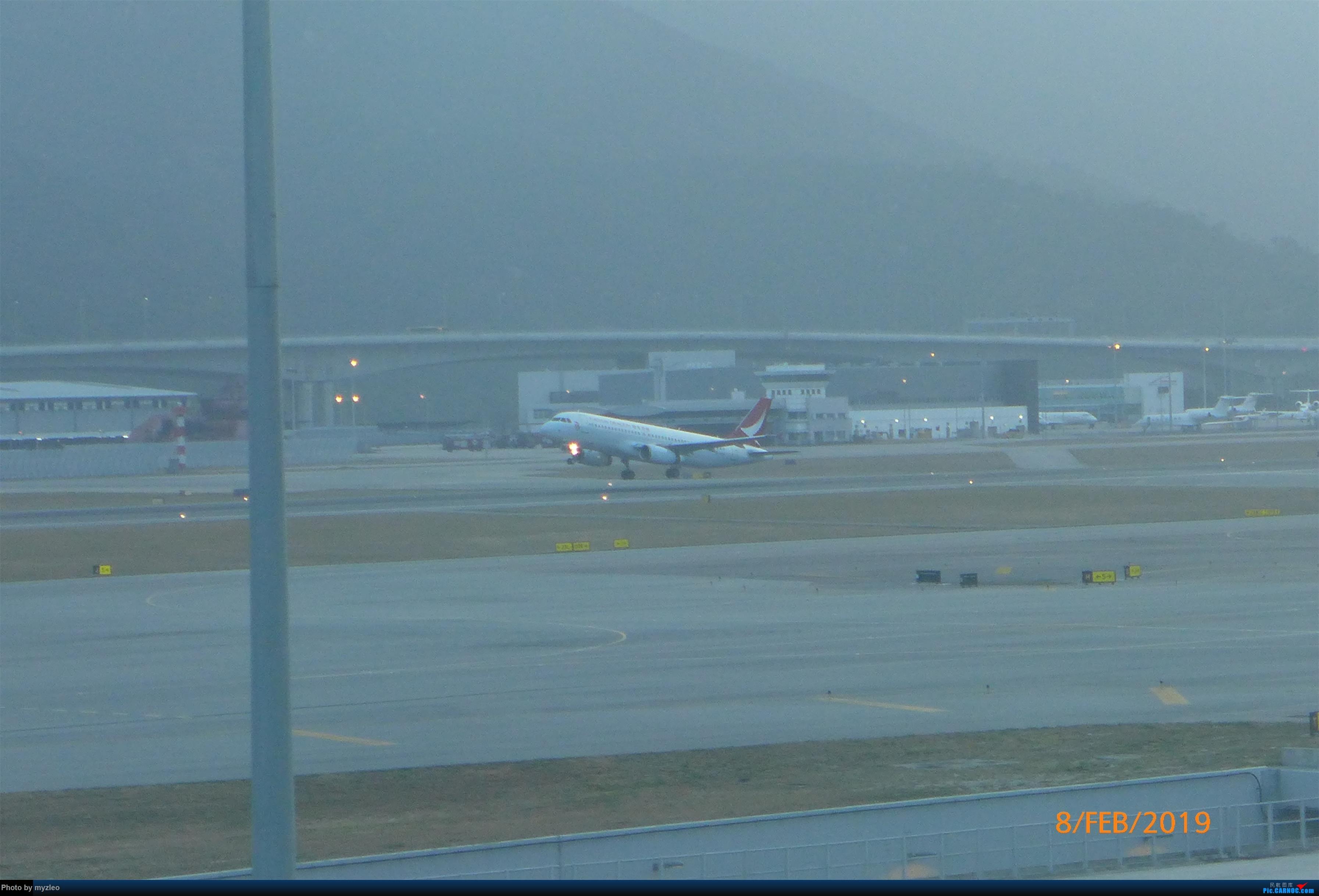 Re:[原创]【myzleo的游记4.5】十年之约(5)在香港的最后一天,搭乘港航333回沪 AIRBUS A320-200  中国香港国际机场