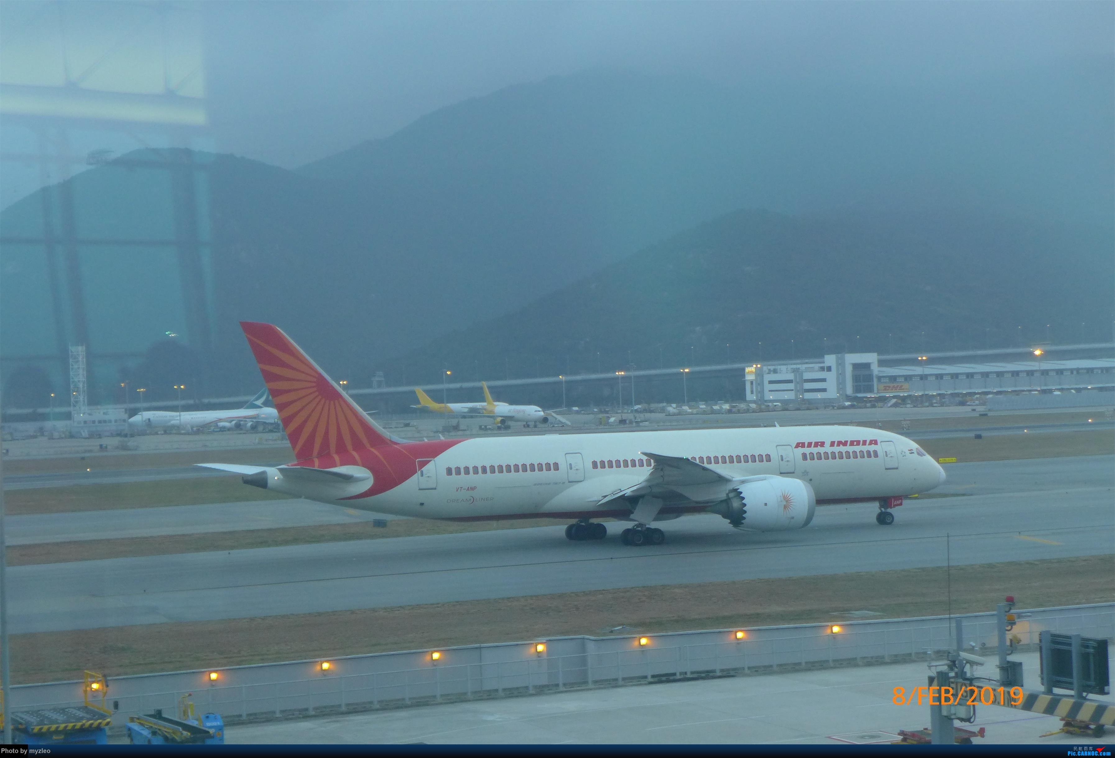 Re:[原创]【myzleo的游记4.5】十年之约(5)在香港的最后一天,搭乘港航333回沪 BOEING 787-8 VT-ANP 中国香港国际机场