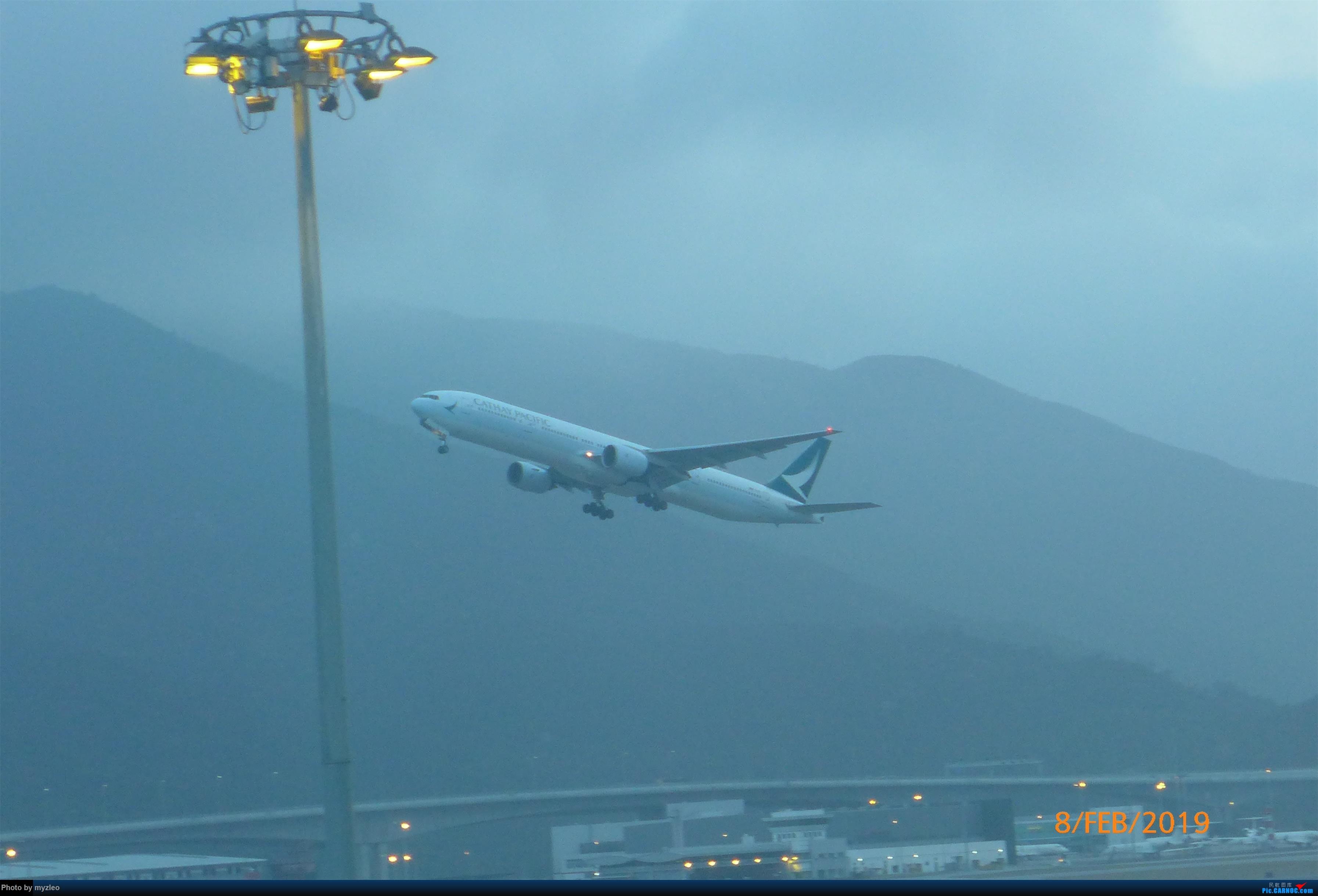 Re:[原创]【myzleo的游记4.5】十年之约(5)在香港的最后一天,搭乘港航333回沪 BOEING 777-300 B-HNF 中国香港国际机场
