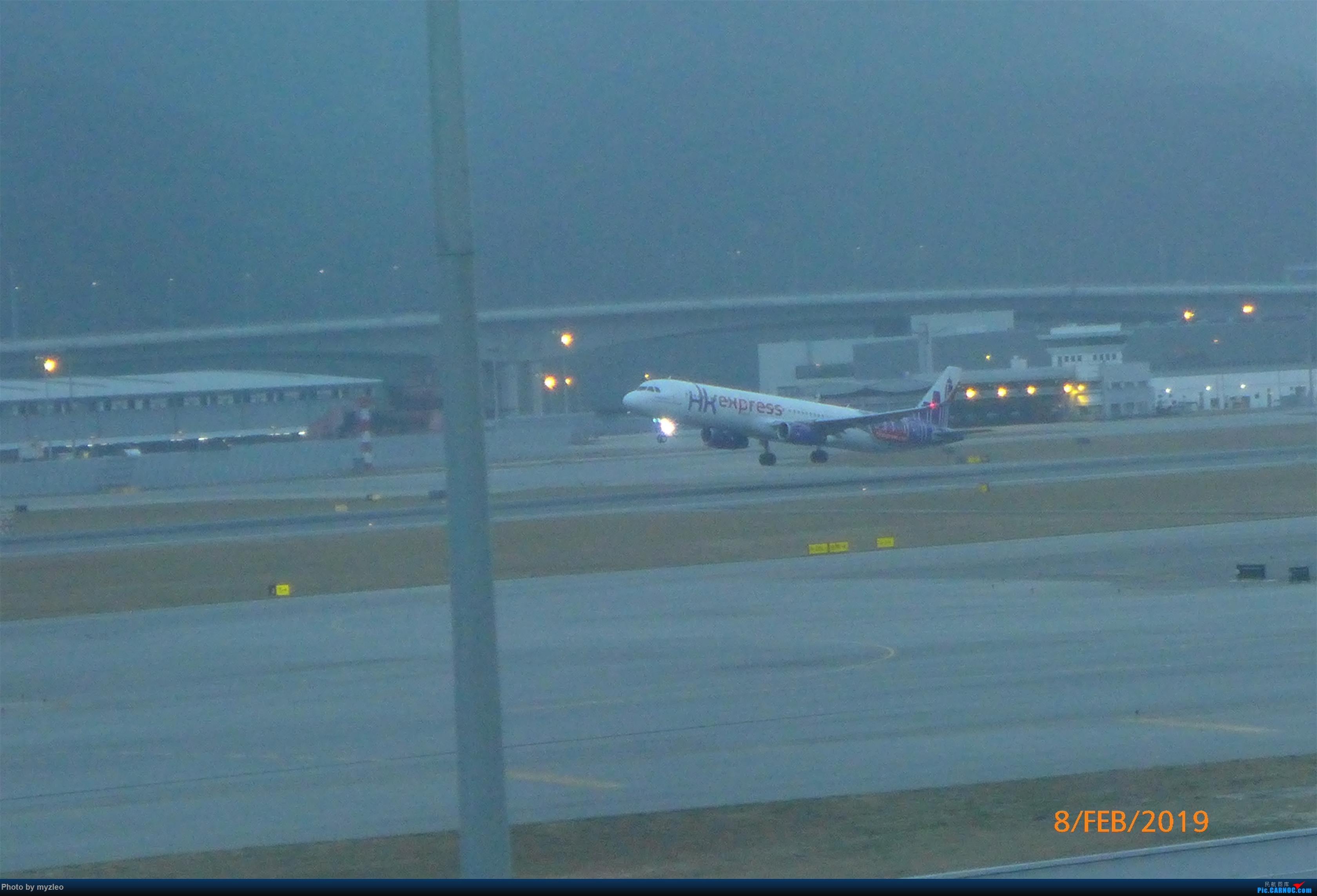 Re:[原创]【myzleo的游记4.5】十年之约(5)在香港的最后一天,搭乘港航333回沪 AIRBUS A321-200 B-LED 中国香港国际机场